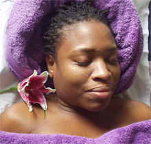 TOP TO TOE BLISS TREATMENT - FULL FACIAL AND FOOT MASSAGE